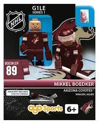 Mikkel Boedker OYO NHL Arizona Coyotes G1 Series 1 Mini Figure Limited Edition