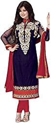 Exciting Deals Cotton Embroidered Salwar Suit Dupatta Material