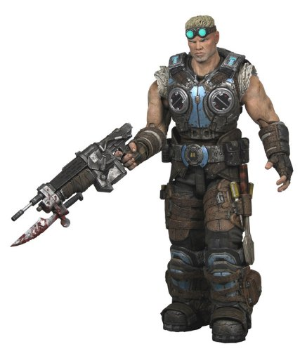 "Neca Gears of War - 3 3/4"" Scale Baird Action Figure"