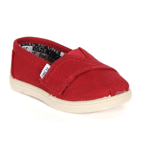 Red Toddler Girl Shoes