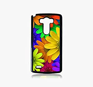 KrazyCases Flower Back Shell Cover For LG G3