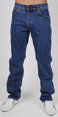 Wrangler Texas Stretch, stonewash, W46-L34