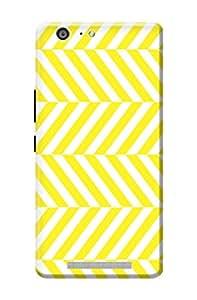Gionee Marathon M5 Hard Cover Kanvas Cases Premium Quality Designer 3D Printed Lightweight Slim Matte Finish Back Case for Gionee Marathon M5