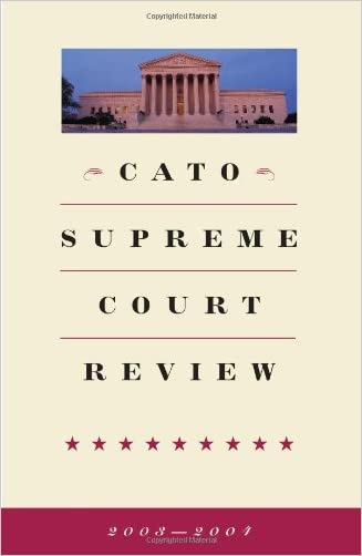 Cato Supreme Court Review, 2003-2004 written by Mark K. Moller