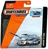 MATCHBOX 2013 RELEASE REAL WORKING PARTS ABRAMS A1 TANK UNITED ALLIANCE DIE-CAST
