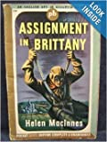 Assignment in Brittany (000612058X) by MacInnes, Helen