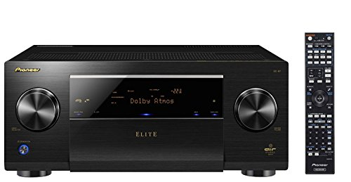 Pioneer Elite SC-97 9.2 Channel Networked Class D3 AV Receiver with Built-in Bluetooth, Wi-Fi & Dolby Atmos