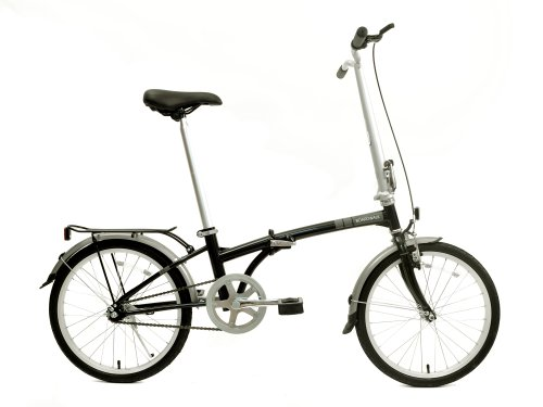 Review Dahon Boardwalk Folding Bike, Obsidian