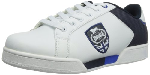 Lonsdale Mens Cliburn 2 Multisport Shoes LMA431 White/Navy 11 UK, 45 EU