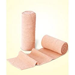 Flamingo Flamicrepe (Cotton crepe Bandage) 4 m stretched length (Roll 15 cm)