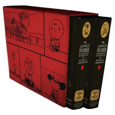 The Complete Peanuts, 1950-1954