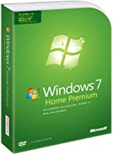 Windows 7 Home Premium アップグレード