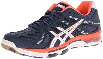 Click here to buy ASICS Ladies Gel-Volleycross Revolution Volleyball Shoe by ASICS.