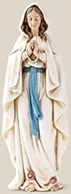 Our Lady of Lourdes Saint Virgin Mary Statue Figure 68243