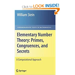 Viewing Infographic of Elementary number theory Elementary Number Theory: Primes, Congruences, and Secrets: A ...