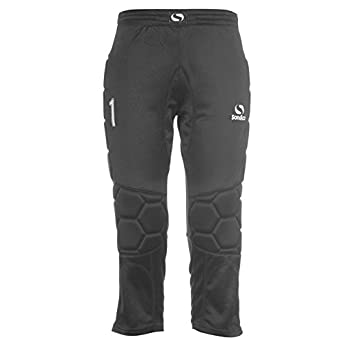 Sondico Goalkeeper Pants Infants Black 2-3 Yrs