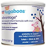 Rite Aid Tugaboos Advantage Infant Formula, Milk-Based, with Iron, 0-12 Months, 8 oz