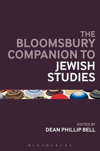 The Bloomsbury Companion to Jewish Studies (Bloomsbury Companions)