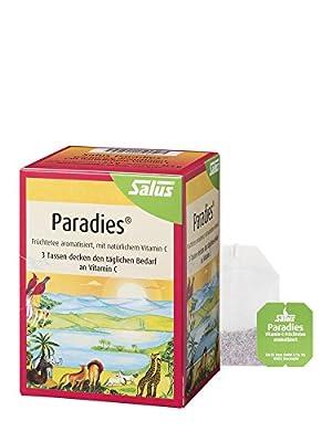 Paradies® Vitamin C-Früchtetee (38 g) von SALUS bei Gewürze Shop