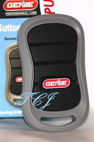 Images for Genie Series III 3 Button Remote Control