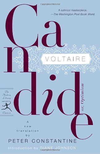 Candide: or, Optimism (Modern Library Classics)