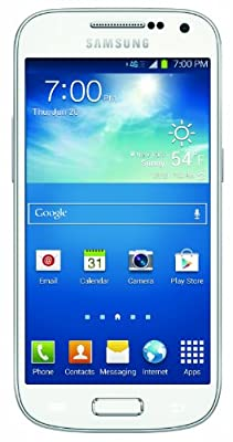 Samsung Galaxy S4 Mini 16 GB Single SIM CDMA, White