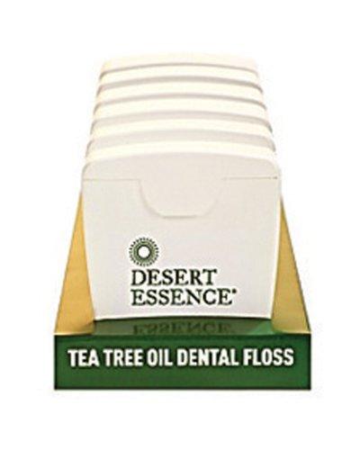 Desert Essence - Tea Tree Oil Dental Floss, 50