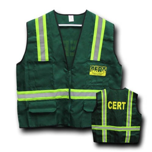 Mayday-Industries-Cert-Safety-Jacket-Vest-W-Reflective-Stripes-Pack-Of-2