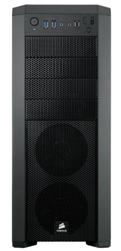 Corsair Carbide Series Black 500R Mid Tower Computer