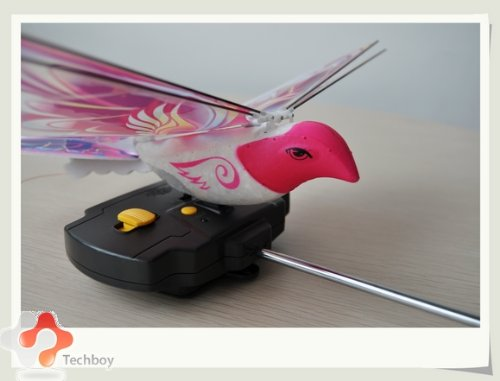 Discount Radio Control Flying Bird - PINK