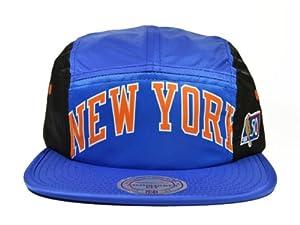 New York Knicks 50th Anniv. HWC TEAM WORDMARK CAMPER Mitchell & Ness Clip... by Mitchell & Ness