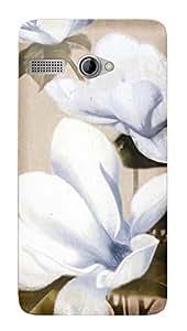 Wow Premium Design Back Cover Case For Intex Aqua 3G Pro