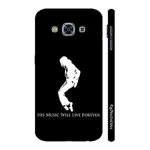 Enthopia Designer Hardshell Case Mj Forever Back Cover for Samsung Galaxy J3 Pro