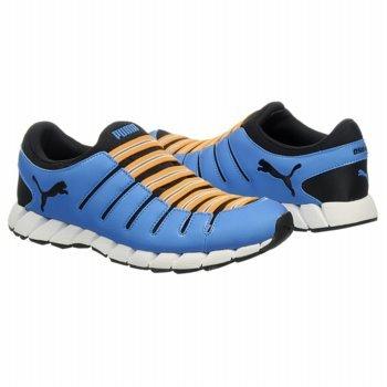 5da132db697 Feature of PUMA Men s Osu 3 Running Shoe Brilliant Blue Black Zinnia 7 5 D  US