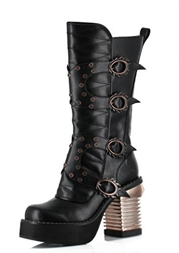 Womens-Hades-Harajuku-Boot-Black