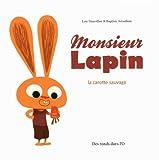 Monsieur Lapin : la carotte sauvage