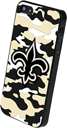 buy Forever Collectibles New Orleans Saints Camouflage Hard Snap-On Apple Iphone 5 & 5S Case