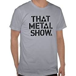 That Metal Show: Logo Tee