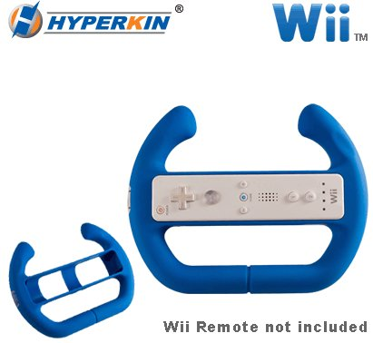 DDR Game Nintendo Wii Zoom Wheel