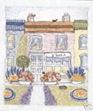 The Flower Shop Embroidery Kit