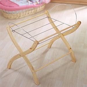 izziwotnot pied pour berceau en ma s naturel b b s pu riculture. Black Bedroom Furniture Sets. Home Design Ideas