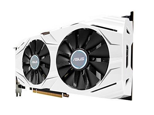 Asus GeForce GTX 1070 8 GB Dual Series Video Card (DUAL-GTX1070-O8G