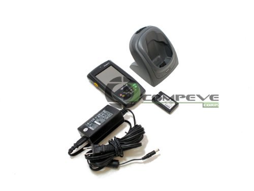 Symbol Ppt 8866-R3Bz10Wwr Handheld Pda Wireless Barcode Scanner +Cradle