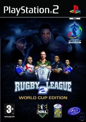 Rugby League 2 World Cup Edition (PS2)