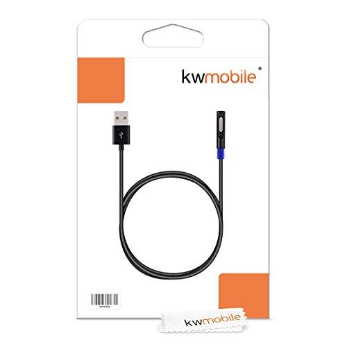 Kwmobile cavetto usb per ricarica con porta magnetica per for Tablet samsung con porta usb