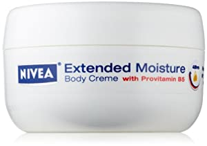 Nivea Extended Moisture Body Creme, 6.8 Ounce