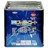アサヒペン ペンキ 水性スーパーコート 水性多用途 白 10L
