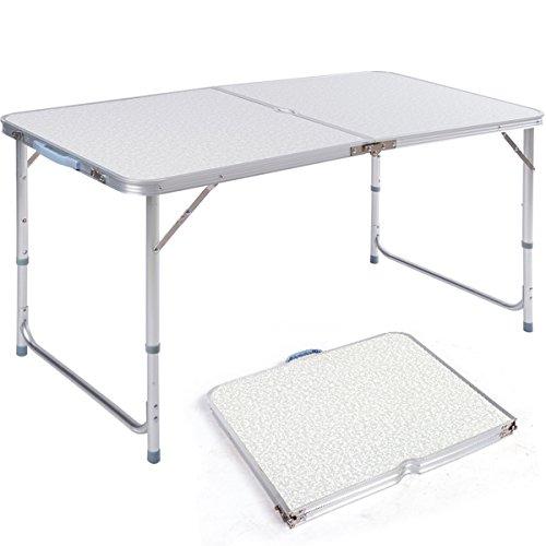 DXP-Campingtisch-aus-Aluminium-Gartentisch-Hhenverstellbarer-Klapptisch-Koffertisch-120-x-60-cm-praktisches-Kofferformat-AFT-02