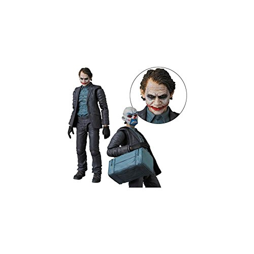 Batman The Dark Knight Movie Joker Version 2 Miracle Action Figure - Previews Exclusive (Package of 4)