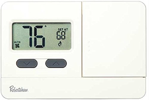 Robertshaw Rs2110 Heat / Cool Digital Thermostat front-97470